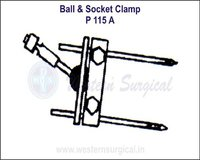 Ball & Socket Clamp