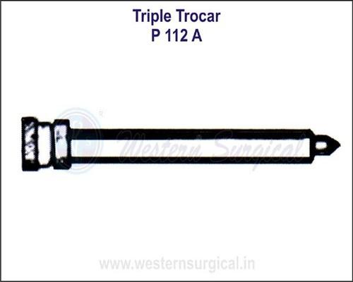 Triple Trocar