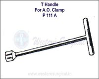 T Handle For A.O. Clamp