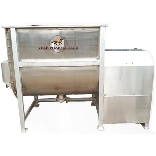Horizontal Blender Machine