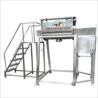 Pharmaceutical Ribbon Blender