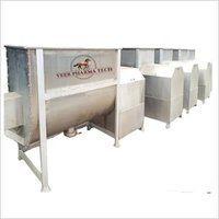 Fertilizer Powder Mixing