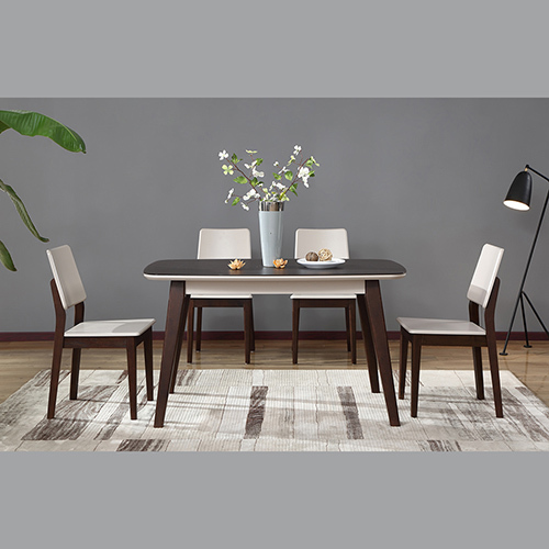 4 Seater Wooden Dining Furniture