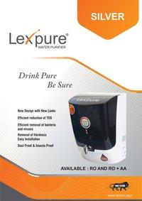 Lexpure Silver Alkaline RO