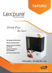 Alkaline RO Purifier (Tapuro)