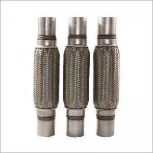 Stainless Steel Flexible Pipe Bellows For Engine Exhaust System