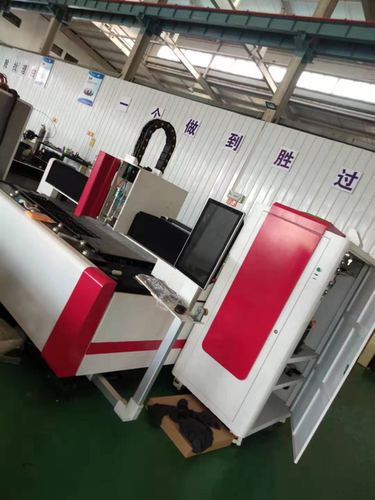 Fiber Laser cut Machine