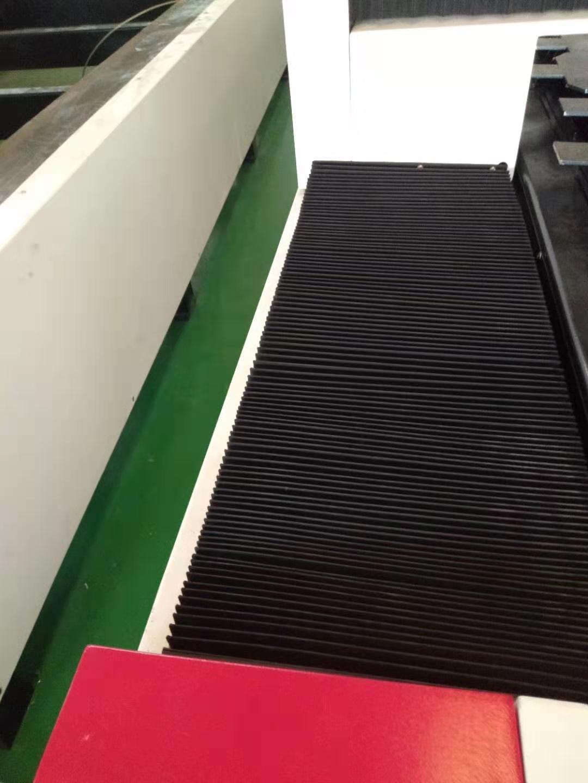 Fiber Laser cut Machine