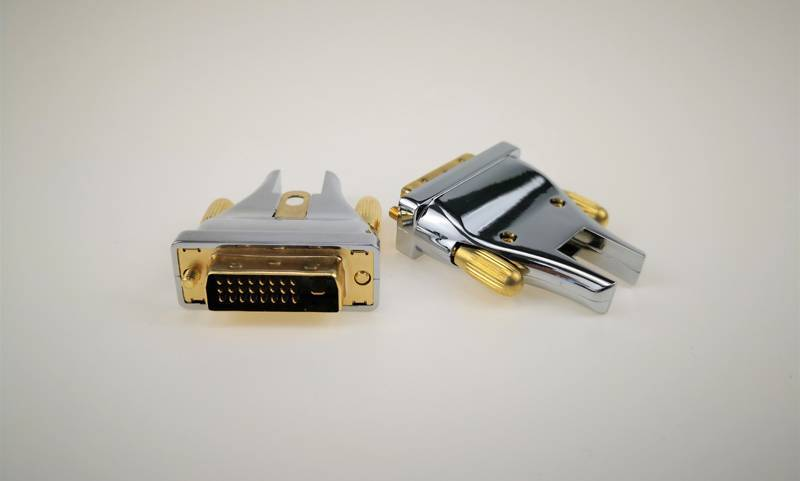 HDMI Connector DM to VGA