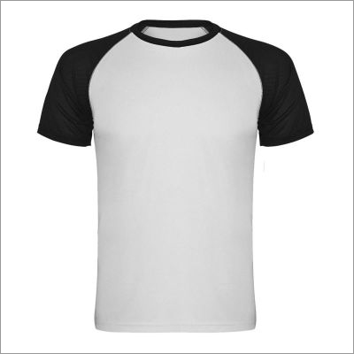 170 Gsm 100% Ring Spun Cotton Reglan T-shirts