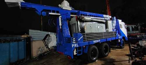 Refurbished Truck Drilling Machine