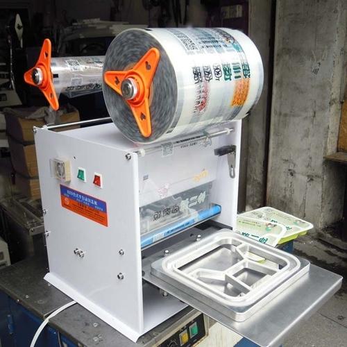 Semi Automatic Meal Tray Sealing machine