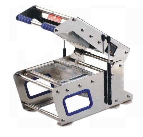 Manual Rectangle Tray Sealing Machine