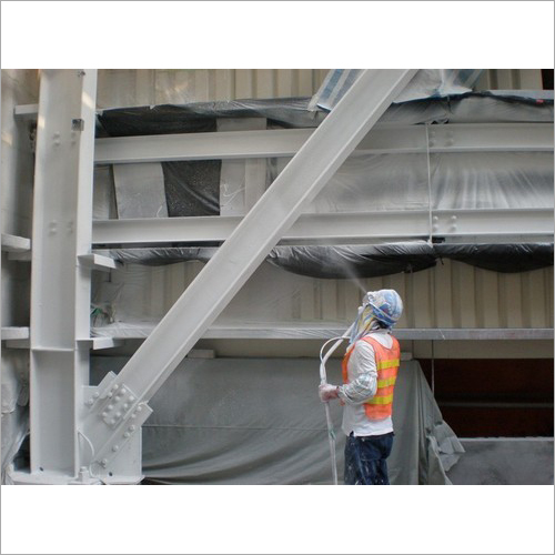 Exterior Steel Fire Resistant Coating