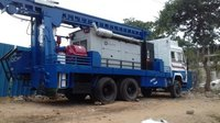 PDTHR-300 Refurbished Ashok Leyland Truck Mounted Drill Rig