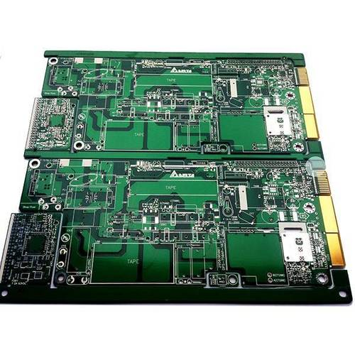 Rigid-FR4 HDI Printed Circuit Board