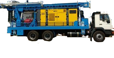 Pdthr-450 Hot Sale Truck Mounted Rock Drilling Rig