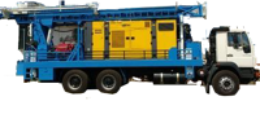 Pdthr-450 Man Truck Mounted Rock Drilling Rig