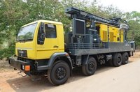 PDTHR-450 MAN Truck Mounted Rock Drilling Rig