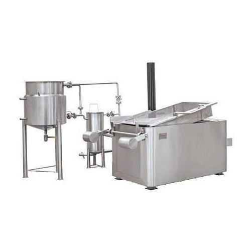 Comercial Deep Batch Fryer