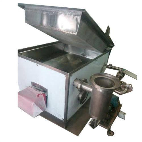 Diesel Deep Batch Fryer