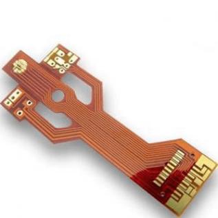 Yellow Solder Mask Flexible PCB Fabrication