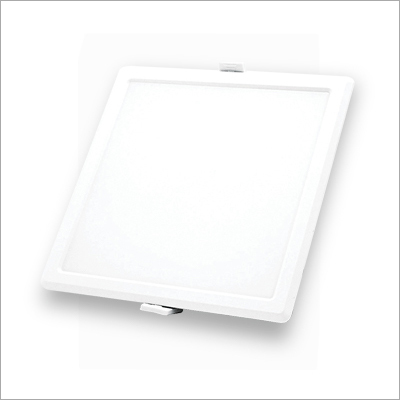 5W Square LED Slim Recessed Panel Light