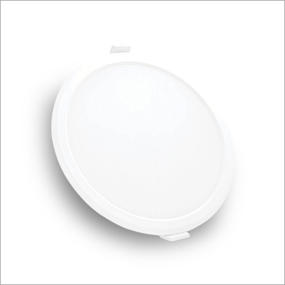 8W Round LED Slim Recessed Panel Light