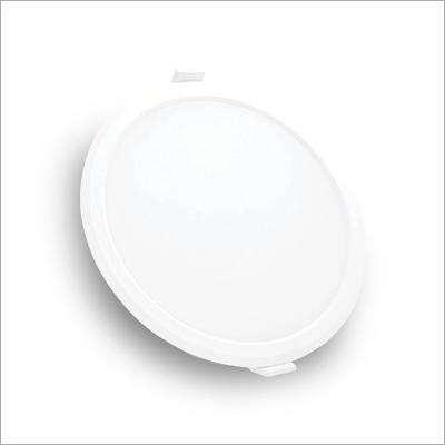 12W Round LED Slim Recessed Panel Light