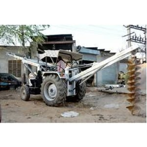 ROTARY AUGER DRILLING RIG