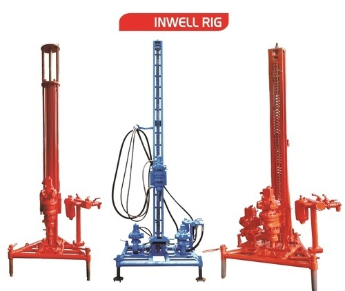 Inwell Rig Water Well Drilling Rig