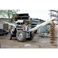 Ground Hole Drilling Machine Hydraulic Earth Auger(Only mounting)