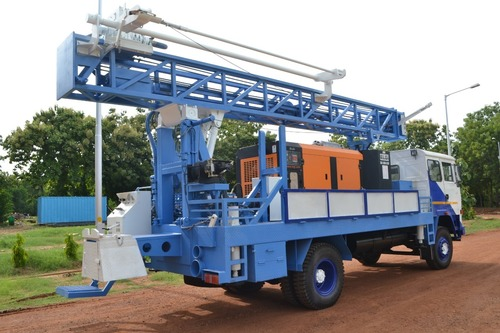 Pdthr 150 Truck  Mounted Drilling Rig