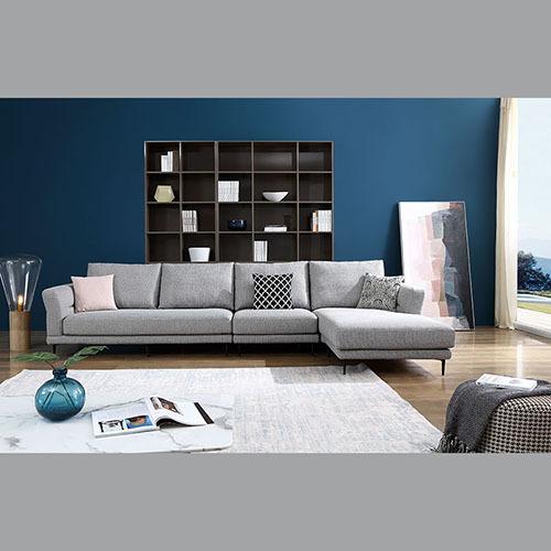 Gray Leather Sofas