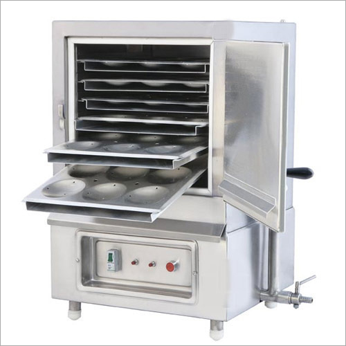 Electric Idli Steamer Machine