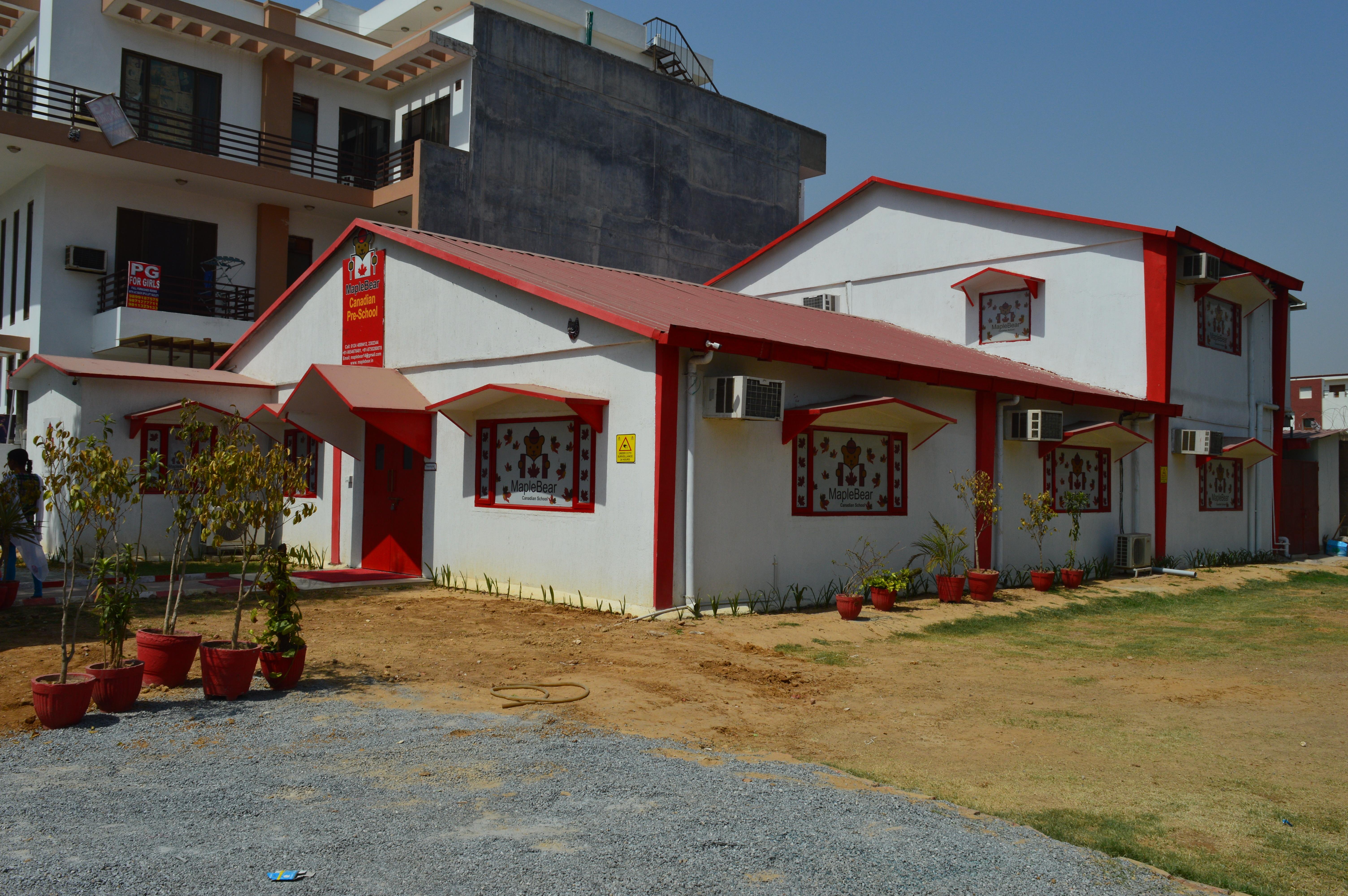 Prefabricated School