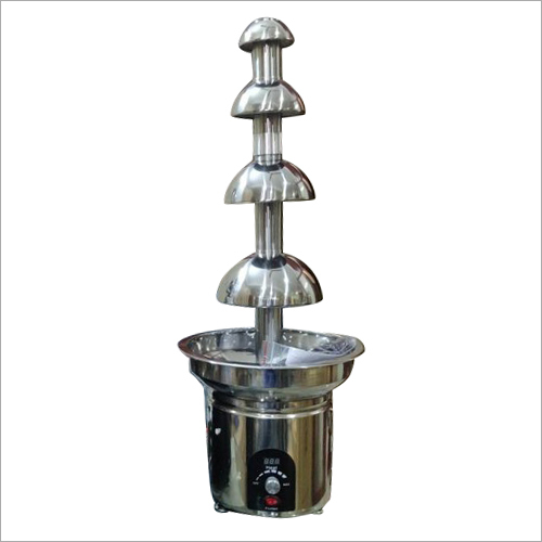 4 Layer Chocolate Fountain Machine