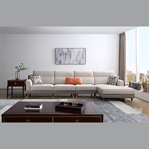 Soft Leather Sofa Set