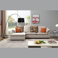 Living Room Soft Leather Sofa