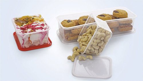 Sweet Packing Container