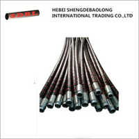 Concrete Pump Wear Parts Fabric Flexible Hose