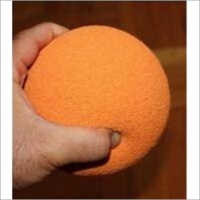 Concrete Pump Parts Sponge Cleaning Ball