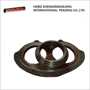 Sany Concrete Pump Wear Plate Cutting Ring