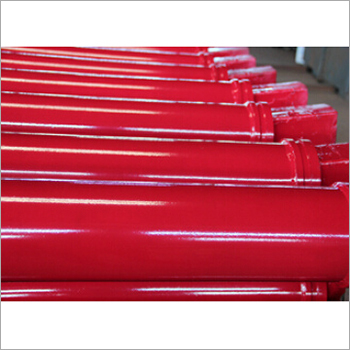 Concrete Pump Heat Treatment Pipe