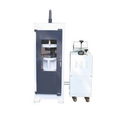 Semi Automatic Compression Testing Machine