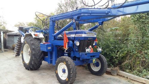 Tractor Mounted  Hydraulic Pole Hole Drilling Rig Iso Approved