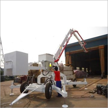 Hydraulic Mobile Concrete Pump Boom Placer