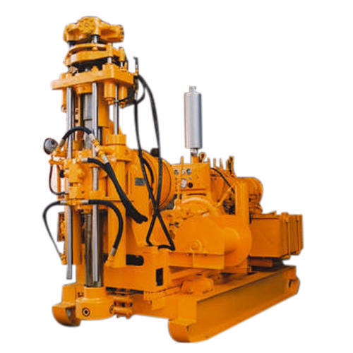 100 Meter Depth Soil Investigation Drilling Rig