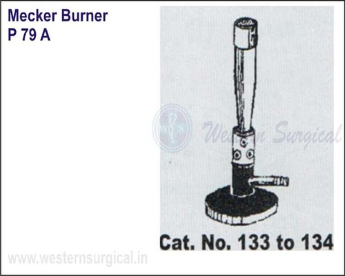Mecker Burner