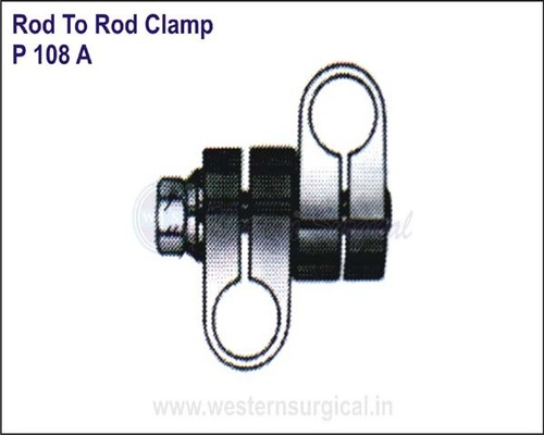 ROD To ROD Clamp